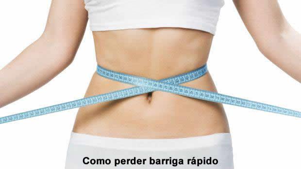 Dieta para perder la barriga