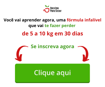 receitas para perder barriga